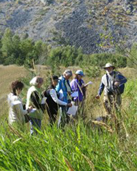 Four field trips offer place-based learning in our local ecosystems.