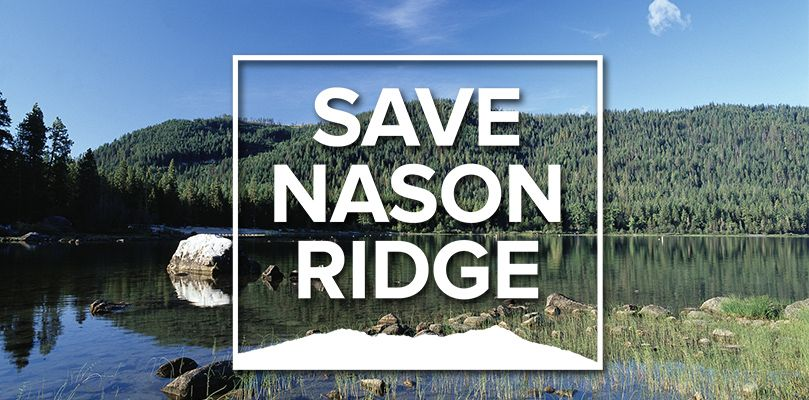 Save Nason Ridge