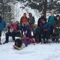 2016 Winter Family Snowshoe Outings