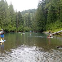White River SUP Trip