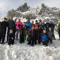 2018 Family Snowshoe Outing